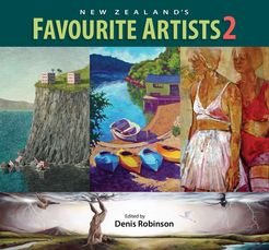 Book New Zealands Favourite Artist's v.2